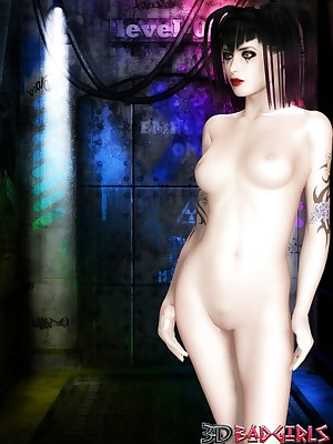 3D Amoral Girls - Hosted Galleries