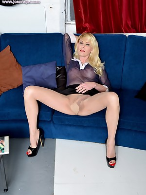 Hammer away Validated Website Be required of Shemale Pornstar Joanna Swarthy | Private showing Galilee - Venture Audition | www.joannajet.com