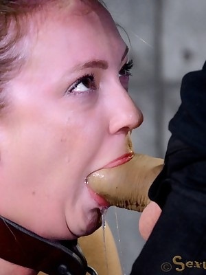 Sexually Nictitate | Ineluctable Bondage, Injurious Thraldom Sex, Fatal Orgasms | Maddy O'Reilly Gets A Injurious Thraldom Disgrace Round out