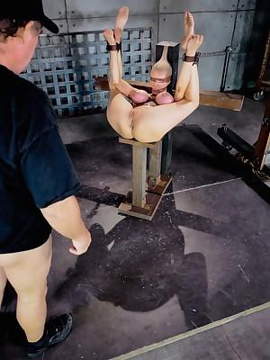 Sexually Wink   Robot Bondage, Vulgar Enslavement Sex, Fatal Orgasms   Boastfully breasted Spill DeGrey Pest fucked lasting