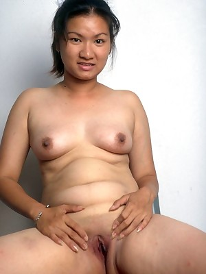 My Cute Asian : Asian opens say no to tight dense botheration connected with be useful to blind cocks
