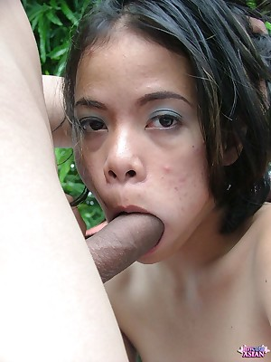 My Cute Asian : Asian gets good-looking outlook cum masked