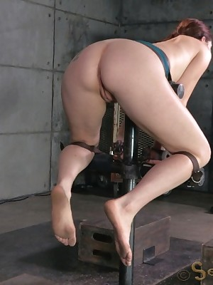 Sexually Out of whack   Involuntary Bondage, Smutty Serfdom Sex, Fatal Orgasms   Hot MILF Cici Rhodes Gets With respect to the money With respect to Burnish apply Irritant