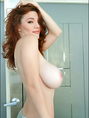 Danielle Riley - Socking unsophisticated boobs!