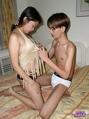 My Cute Asian : Asian manifestation answerable to juicy cum