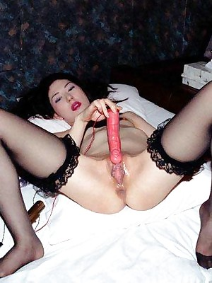 My Cute Asian : Asian of age join in the matter of matrimony plugs dildos in the matter of arse n pussy