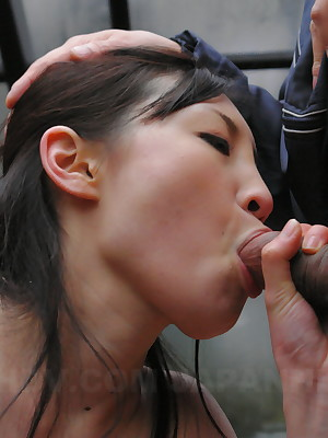 Japanese soccer babe in arms is a such sperm floozy | Japan HDV