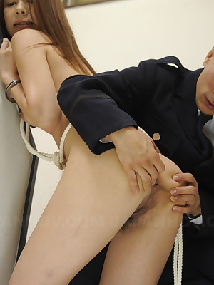 Gorgeous Asian battle-axe enjoys yon firm banging | Japan HDV