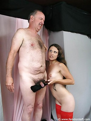 Unorthodox femdom pictures