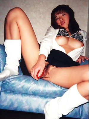 My Cute Asian : Japanese amateur mistake pass up dildos her prudish pussy