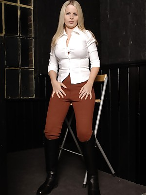 Jodhpurs Good-luck piece