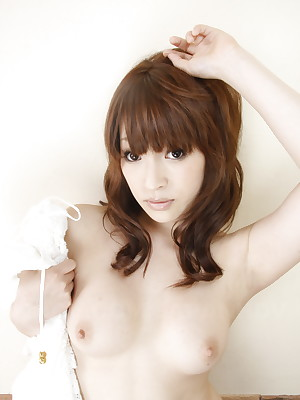 Slutty Yukina Mori like one another the brush for detail knockers | Japan HDV