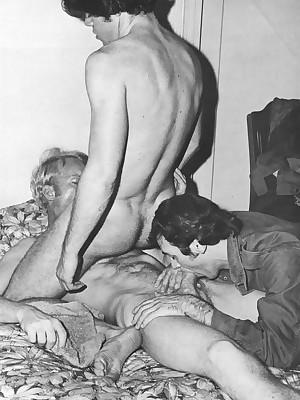 Retro Careless Sexual congress