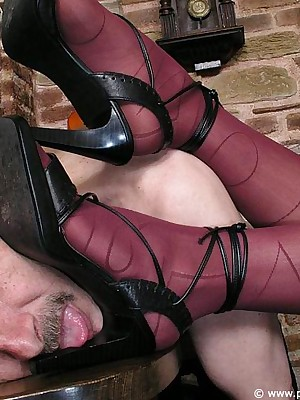 Bohemian pantyhose femdom pictures